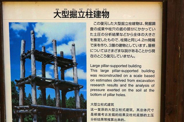 大型掘立柱建物-2