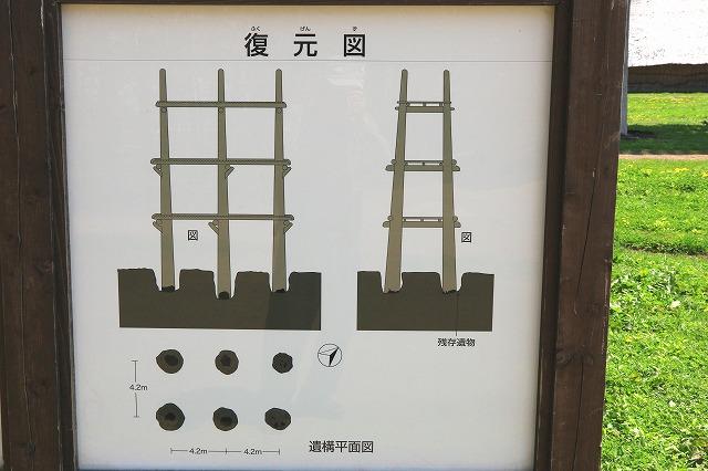 大型掘立柱建物-4