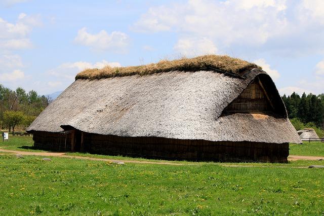 大型竪穴住居-1