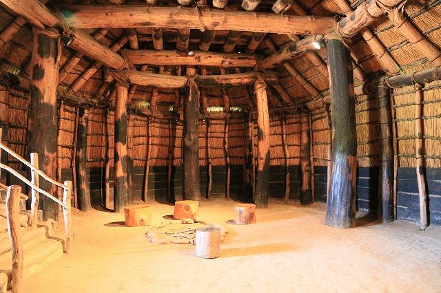 大型竪穴住居-4