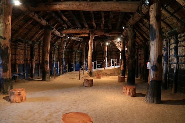 大型竪穴住居-5