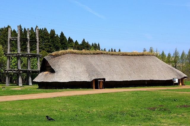 大型竪穴住居-7