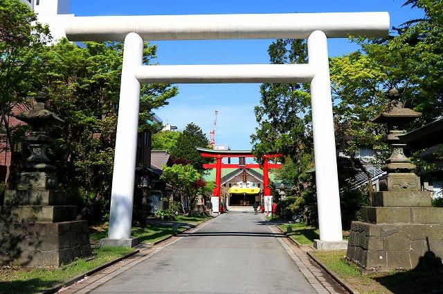 善知鳥神社-3