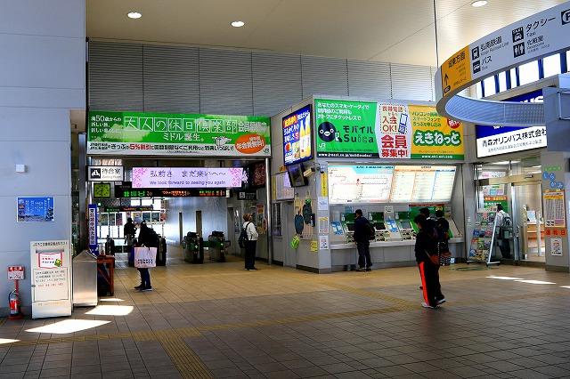 弘前駅-3