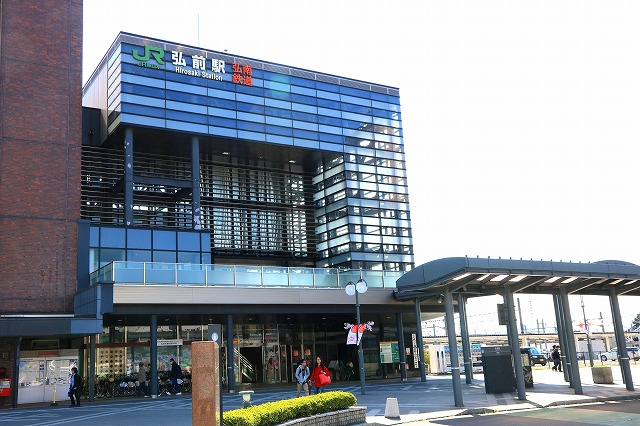 弘前駅-5