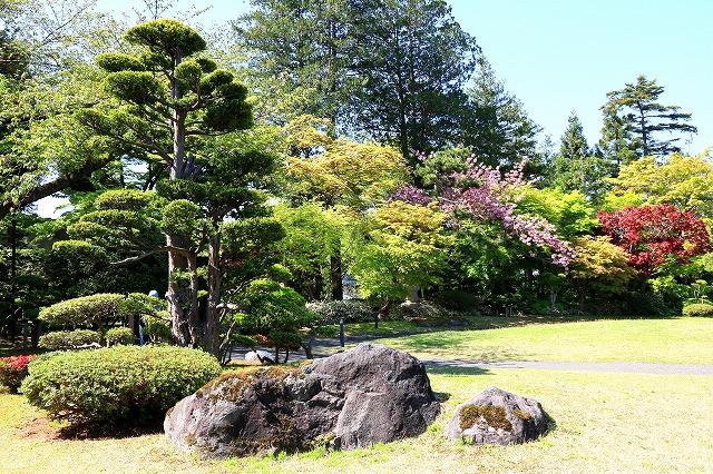 藤田記念庭園-7
