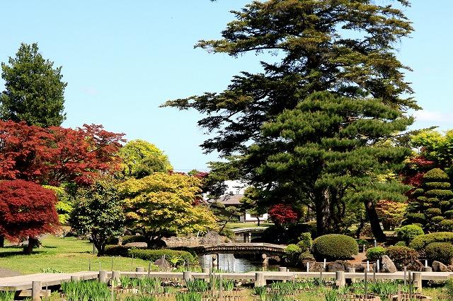 藤田記念庭園-1