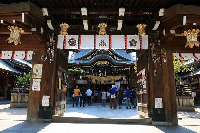 櫛田神社-8