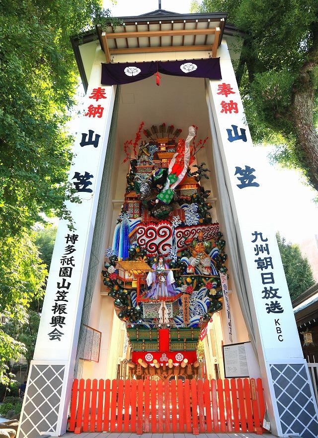 櫛田神社-7