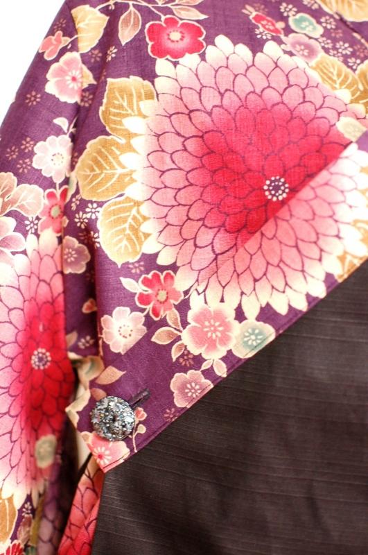 ハンドメイド和柄レディース羽織