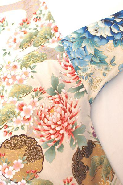 鯉口シャツハンドメイドおそろい和柄服