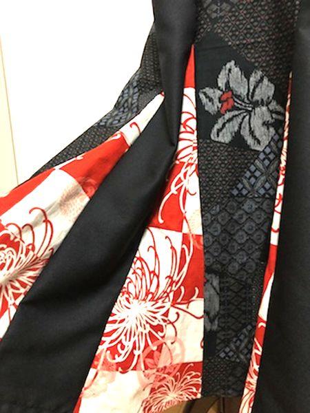 マーメイドスカート和柄レディーススカート