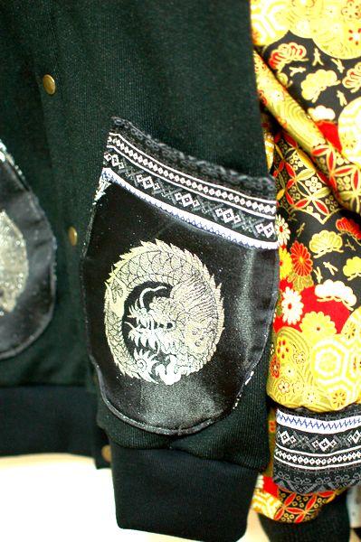 ハンドメイド和柄服