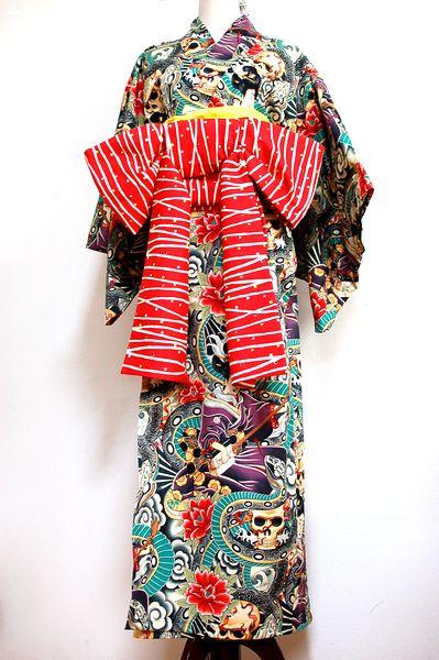 ハンドメイド着物&つくり帯