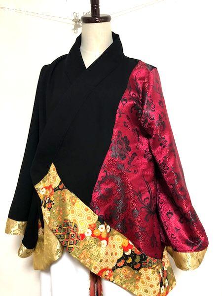 ハンドメイド羽織&袴パンツ