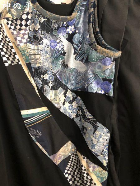 レディース和柄クールファッション