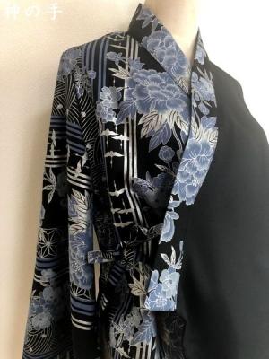 ハンドメイド和柄レディース羽織り