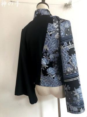 レディース和装ハンドメイド羽織り