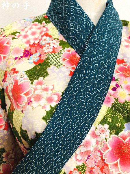 レディース手作り和柄羽織り