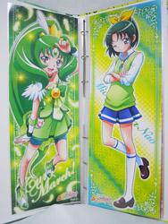 スティックポスター マーチ、なおちゃん