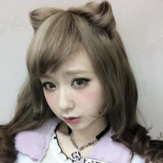ネコ耳の形をした髪型『猫耳ヘア』が可愛すぎる♡