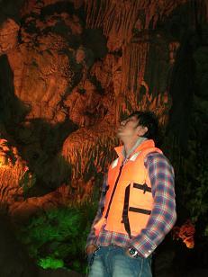 ハロン湾鍾乳洞