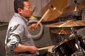 東京たぬき ドラム