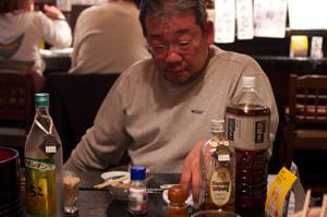 東京たぬき 宴会