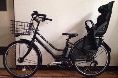 ハイディー電動自転車