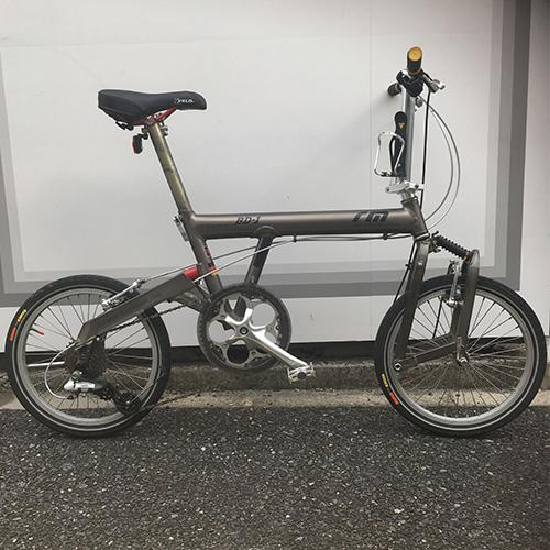 r&m Bd1-折りたたみ自転車