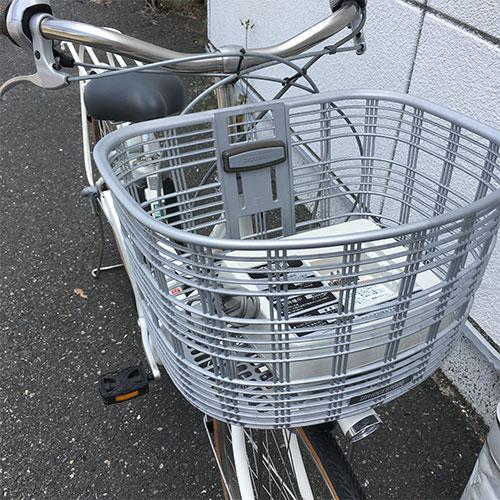 電動アシスト自転車買取アシスタポルクAP662-02