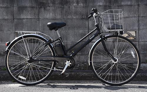 電動アシスト自転車買取パナソニックティモEX