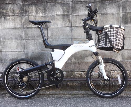 電動アシスト自転車besv ps-1