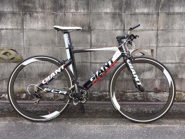 GiantジャイアントクロスバイクFCR-0