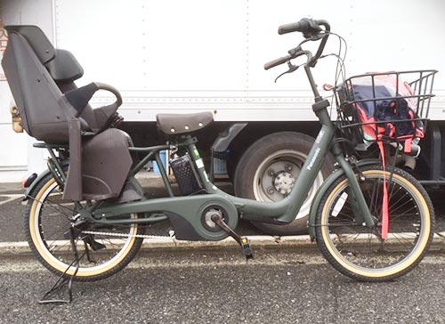 電動自転車ギュットアニーズ