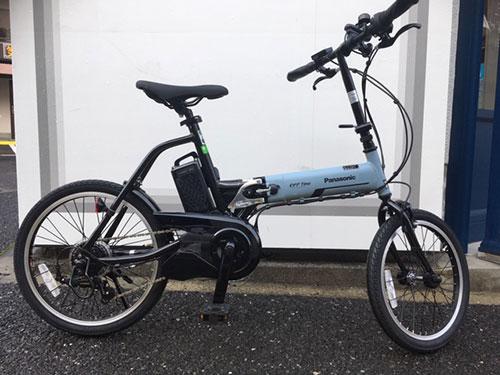 電動アシスト自転車パナソニックオフタイム
