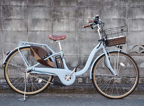 ヤマハ電動アシスト自転車PAS WITH
