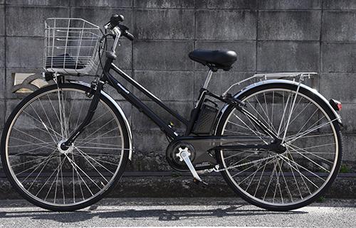 電動アシスト自転車パナソニックティモ