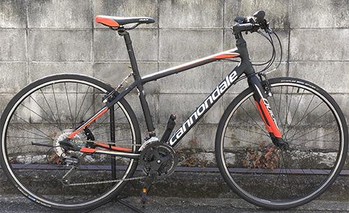 Cannondaleクロスバイク