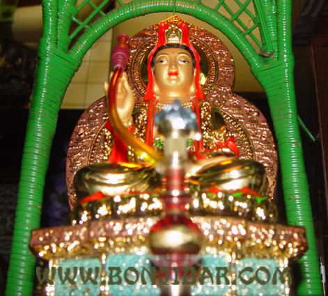 Shisha Kannon Buddha