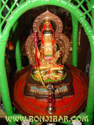 Hookah Buddha