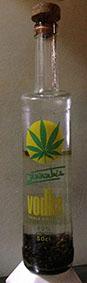 大麻酒 カナビスウォッカ