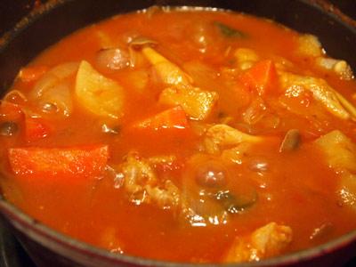 イタリアン鍋
