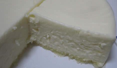 安比高原レアチーズケーキ