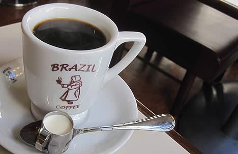 ブラジルコーヒーショップ