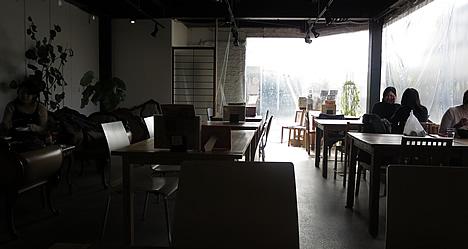 ヴィーガンズカフェ