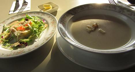 レストラン菊水
