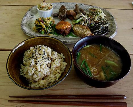 自然派レストラン 梅ノ木