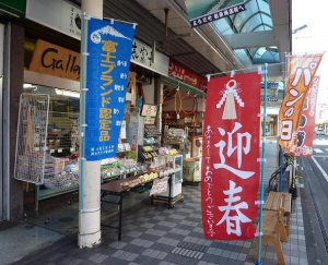 2010年 東海道表富士 店頭初売り
