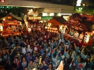 2010祇園祭 日曜